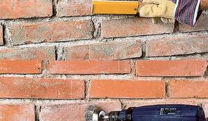 Krok I - Oczyszczenie ściany
