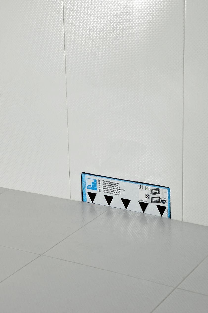 Etap XVIII - Wykańczamy docelowo ściany i podłogę