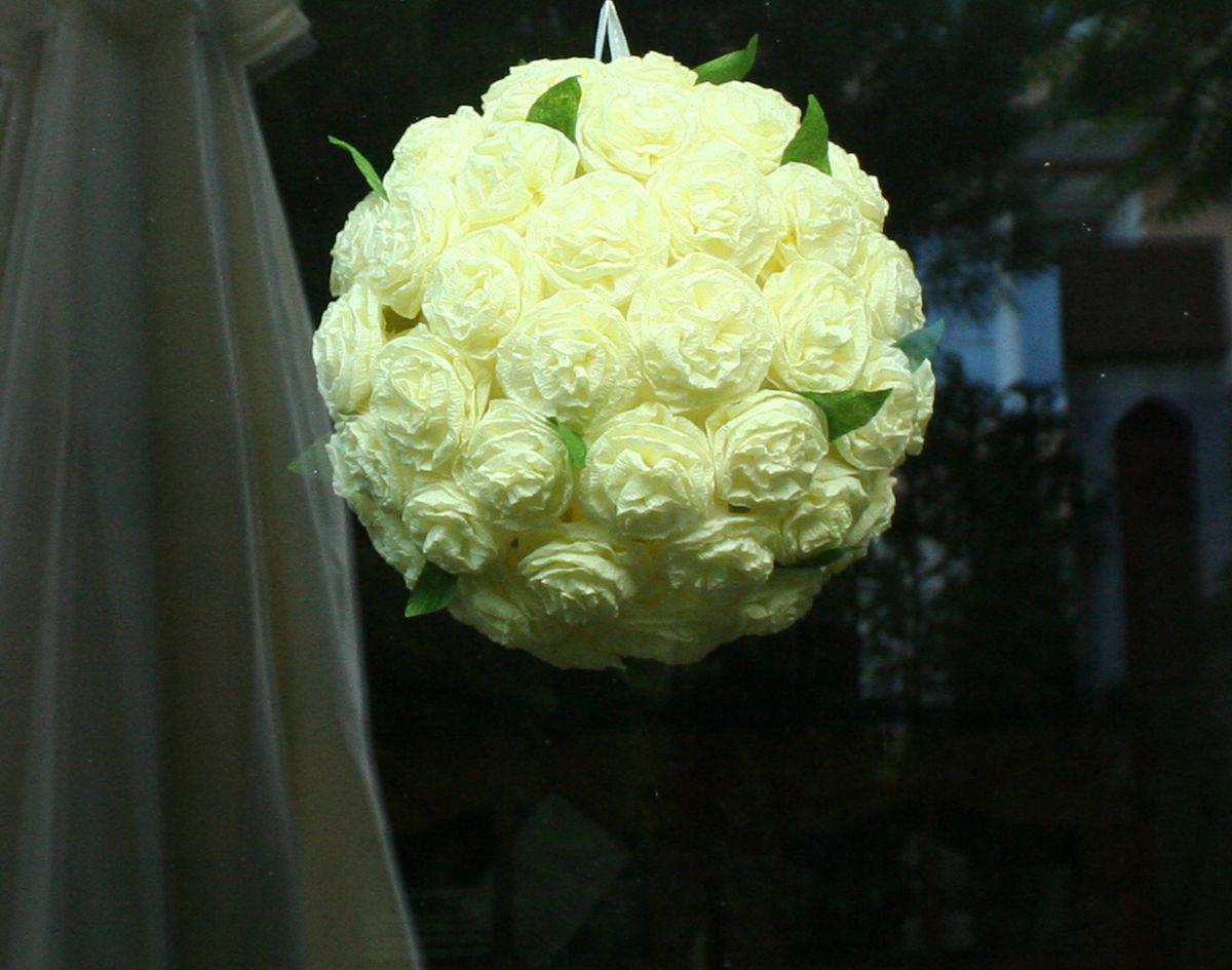 Kula Z Kwiatów Zdjęcie Zrobiszsampl